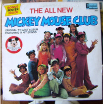 Disney, Mickey Mouse Club, The All New, Lp 12´,