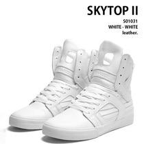 Tenis Supra Skytop Ii Hi Top Skate Chad Muska Modelo S01031