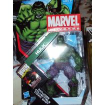 Marvel Universe 3 3/4 Hulk Verde Serie 4 009 Avengers