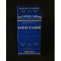 Ivermectina Inyectable - Iver-cure 1% 25 Ml.