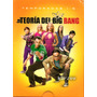 La Teoria Del Big Bang, Box Set Dvd Temporadas 1, 2, 3, 4, 5