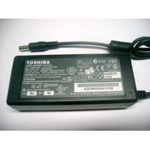 Cargador Toshiba 19v 3.42a Toshiba Satellite A135 Series
