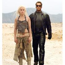 Terminator Genesis Replica Lentes + Funda Collectors Set