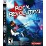Rock Revolution Ps3 Nuevo, Sellado