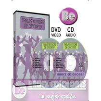 Tablas Ritmicas De Concurso 1vol+1dvd+1e-book Didactimedia
