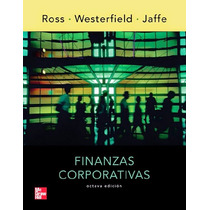 Libro: Finanzas Corporativas Stephen A. Ross - Pdf