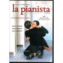 La Pianista, La Pianiste, Cine Arte Europeo, Dvd