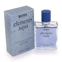 Elementos Aqua Perfume De Hugo Boss Edt Spray 3.3 Oz