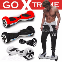 Patineta Electrica Self Balance Hoverboard Go Xtreme Blanca