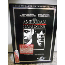 American Gangster Dvd Movie