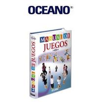 Manual De Juegos Para Niños 1 Vol Oceano