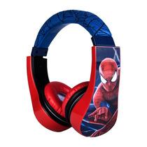 Auriculares 30346 Decorado Spiderman Nuevos Blakhelmet Sp
