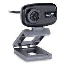 Camara Web Genius 32200015100 Facecam 321 Vga Mic Mf +c+