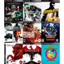 9 Juegos Ps3 Injustice, The Simpsons Driver .:ordex:.