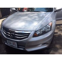 Honda Accord 2011 Color Plata, Ex 4 Cilindros