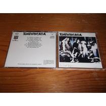 Barricada - No Hay Tregua Cd Español Ed 1990 Mdisk