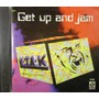 K Ta K - Get Up And Jam Single