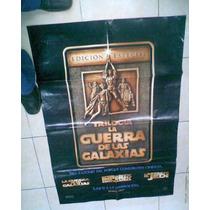 Un Loby Card Tamaño Poster La Guerra De Las Galaxias Origin