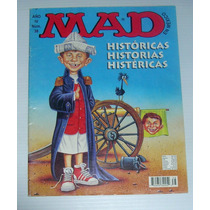Revista Mad Mad En México Revista Mexicana 1995 No. 38