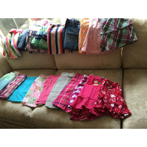 Faldas Cortas Para Niñas De 8-14años Precio Por C/u $200