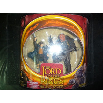 The Lord Of The Rings Toy Biz Merry Vs Grishnakh Two Towers