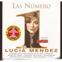 Cd Lucia Mendez Las Numero 1 2 Cd´duos-josejose-felipearriag