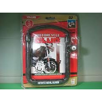 Candado Para Motocicleta The Motorcycle Club