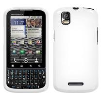 Protector Funda Motorola Pro Xt610 Blanco