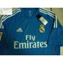 Jersey Adidas Real Madrid 100% Original 2013 De Visita
