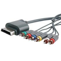 Cable Xbox 360 Audio Y Video Hd Av Alta Definición 1080