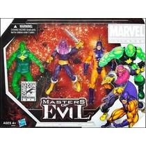 Marvel Universe Team Pack Masters Of Evil Sdcc 2011