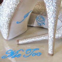 Calcomanía I Do Para Zapatos