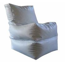 Puff Convertible Sillon-cama Para Adulto