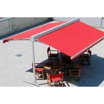 Toldos.estructuras.malla Sombra.techos.membrana Impermeable