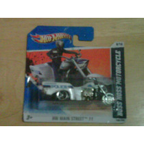Hotwheels Boss Hoss Motorcycle Hw Main Street 2011 Hot Wheel