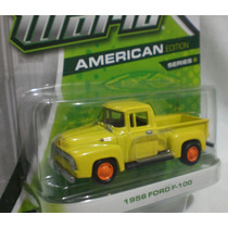 Greenlight Ford F-100 1956 Clasica