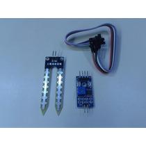 Modulo Sensor De Humedad En Suelo Y138