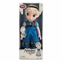 Disney Store Muñecas Animators Elsa Frozen Originales