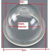 Burbuja Diafragma O Primer Carburador Desbrozadora Podadoras