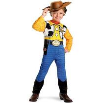 Disfraz De Woody Toy Story Niños Fiesta Piñata Buzzlightyear