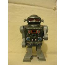 Vintage Robot Litografiado
