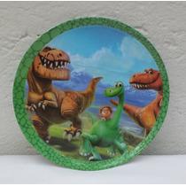 Fiesta Un Gran Dinosaurio Plato Melamina Como Recuerdo