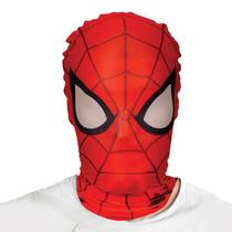 Máscara De Spiderman - Adultos Un Tamaño Marvel Comic Vest