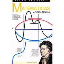 Atlas Temático De Matemáticas, Análisis Y Ejercicios Pdf