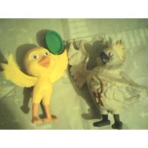 2 Muñecos De Rio La Pelicula Mcdonals