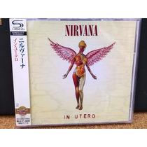 Nirvana Cd Album In Utero [shm-cd]
