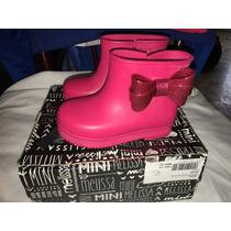Zapatos Melissa Tallas 12 Mex Y 13 Mex