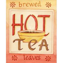 Poster (41 X 51 Cm) Hot Tea Maureen Mccarthy