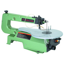 Sierra Caladora De Banco 16 Pulg Vel Variable Scroll Saw