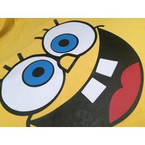 5 Playeras Envio Gratis Elmo Bob Esponja 31 Minutos Perry